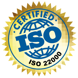 Settore agroalimentare - Iso 22000